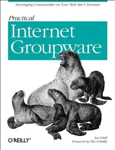 Practical Internet Groupware (Paperback)-cover