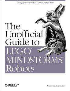 The Unofficial Guide to LEGO MINDSTORMS Robots (Paperback)-cover