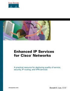 Enhanced IP Services for Cisco Networks (Hardcover)-cover