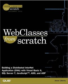 WebClasses From Scratch-cover