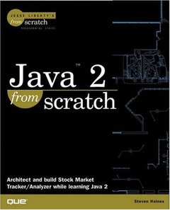 Java 2 From Scratch-cover