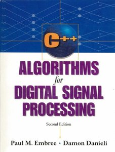 C++ Algorithms for Digital Signal Processing, 2/e-cover