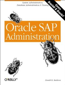 Oracle SAP Administration (Paperback)-cover