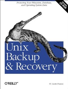 UNIX Backup & Recovery-cover