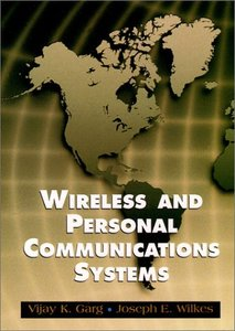 Wireless And Personal Communications Systems (PCS): Fundamentals and Application-cover