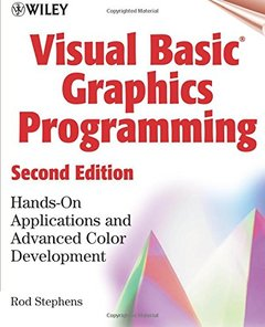 Visual Basic Graphic Programming, 2/e-cover