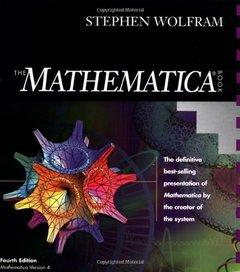 THE Mathematica Book, 4/e-cover