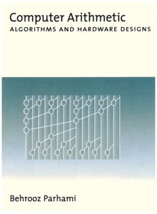 Computer Arithmetic: Algorithms and Hardware Designs-cover