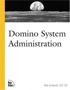 Domino System Administration-cover