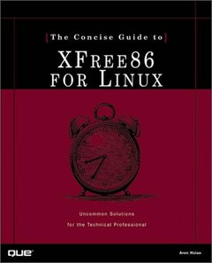 The Concise Guide to XFREE86 for Linux (Paperback)-cover