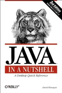 Java in a Nutshell, 3/e-cover