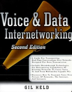 Voice and Data Internetworking-cover