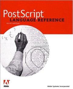 PostScript Language Reference, 3/e-cover