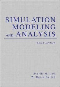 Simulation Modeling and Analysis, 3/e-cover