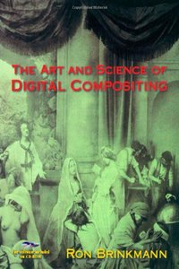 The Art and Science of Digital Compositing (Hardcover)-cover