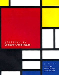 Readings in Computer Architecture (Paperback)-cover