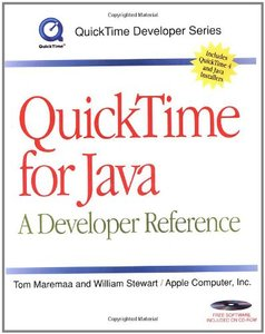 Quick Time for Java (Paperback)-cover