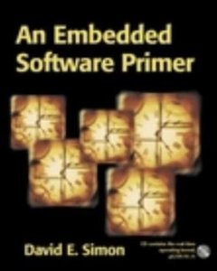 An Embedded Software Primer (Paperback)-cover