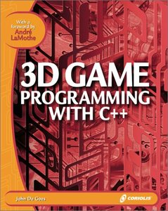 3D Game Programming with C++-cover