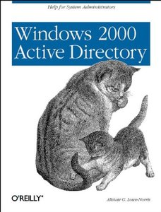 Windows 2000 Active Directory-cover