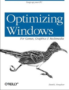 Optimizing Windows for Games, Graphics and Multimedia (Paperback)-cover