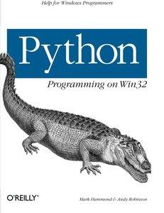 Python Programming on Win 32