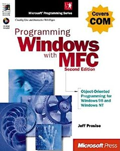 Programming Windows With MFC, 2/e-cover