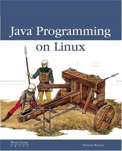 Java Programming on Linux (Paperback)-cover