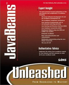 JavaBeans Unleashed (Paperback)-cover