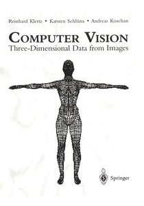 Computer Vision Three Dimension Data From Images-cover