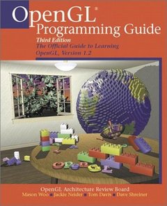 OpenGl Programming Guide, 3/e-cover