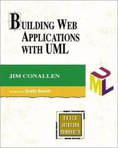 Building Web Applications with UML-cover