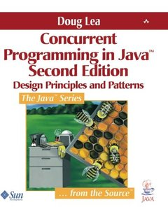 Concurrent Programming in Java: Design Principles and Patterns, 2/e-cover