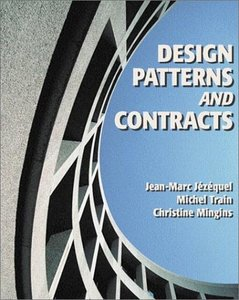 Design Patterns and Contracts (Paperback)-cover
