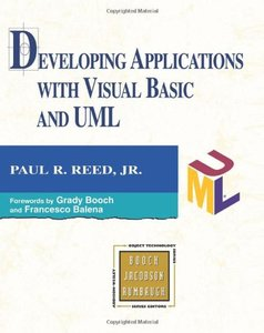 Developing Applications with Visual Basic and UML-cover