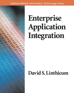 Enterprise Application Integration (Paperback)-cover