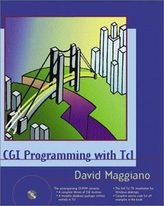 CGI Programming with Tcl-cover