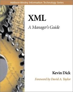 XML: A Manager's Guide-cover