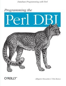Programming the Perl DBI-cover