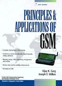 Principles & Applications of GSM-cover