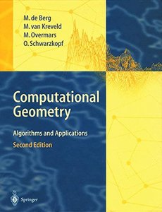 Computational Geometry: Algorithms and Applications, 2/e-cover