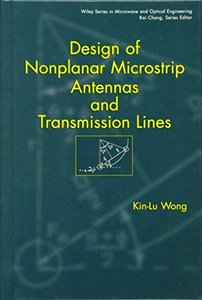 Design of Nonplanar Microstrip Antennas and Transmission Lines-cover