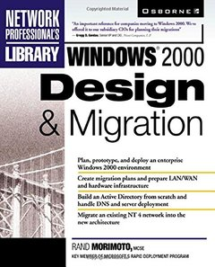 Windows 2000 Design & Migration-cover