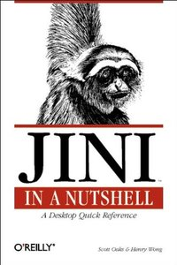 Jini in a Nutshell-cover