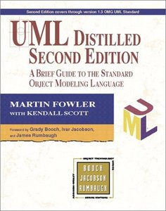 UML Distilled, 2/e-cover