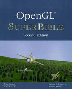 OpenGL Super Bible, 2/e-cover