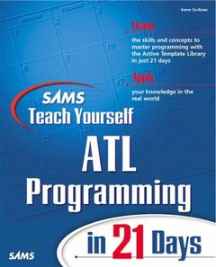 Sams Teach Yourself ATL Programming in 21 Days-cover