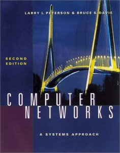 Computer Networks: A Systems Approach, 2/e-cover