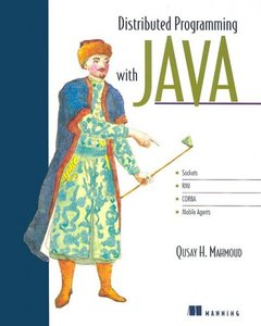 Distributed Programming With Java-cover