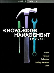 The Knowledge Management Toolkit-cover